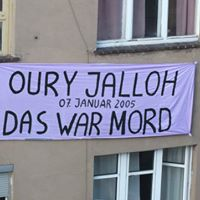 Break The Silence! Oury Jalloh das war Mord
