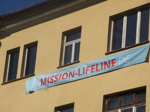 Transparent Mission Lifeline e.V.