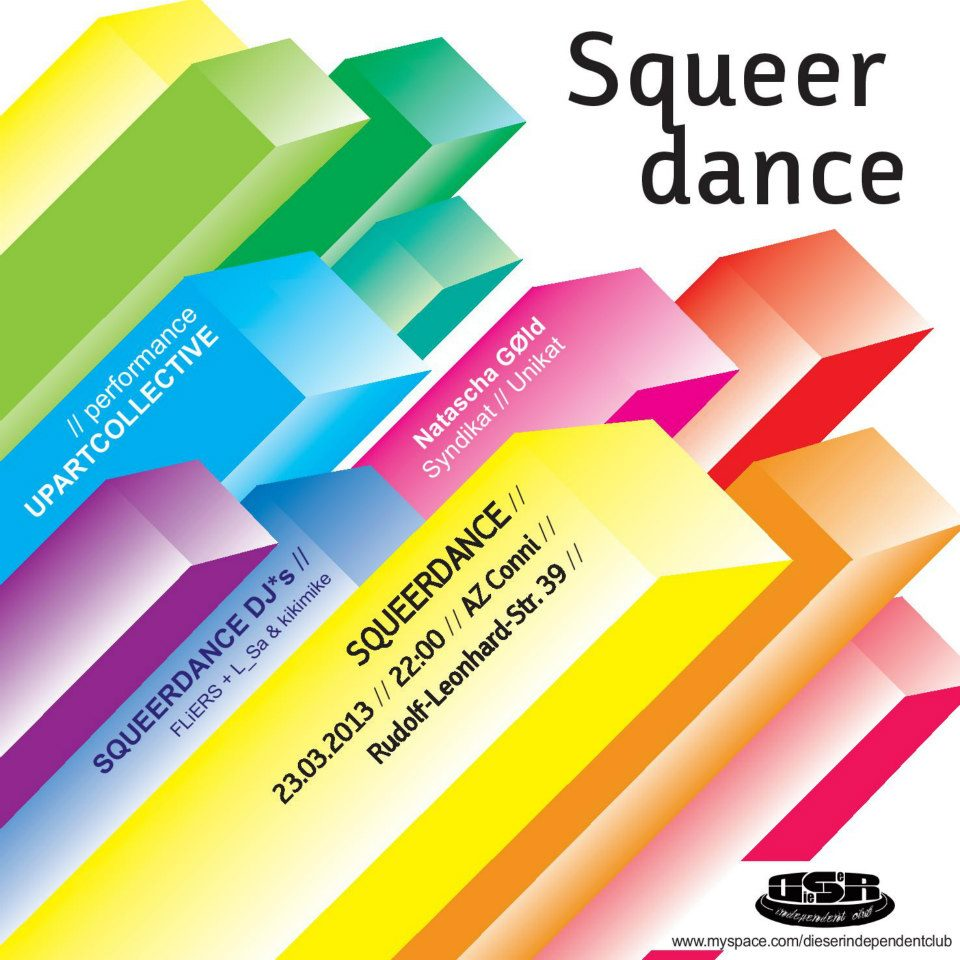 23.03.13. SQUEERDANCE im AZ Conni