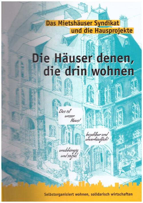 Neue MietshäuserSyndikat Broschüre