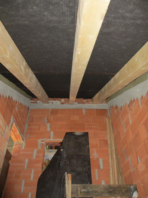 Treppenhaus wurde Geschlossen.